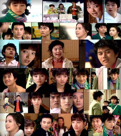 Ni beberapa potongan-potongan foto dalam serial Sassy Girl Chun Hyang
